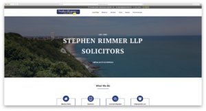 Stephen Rimmer LLP Website